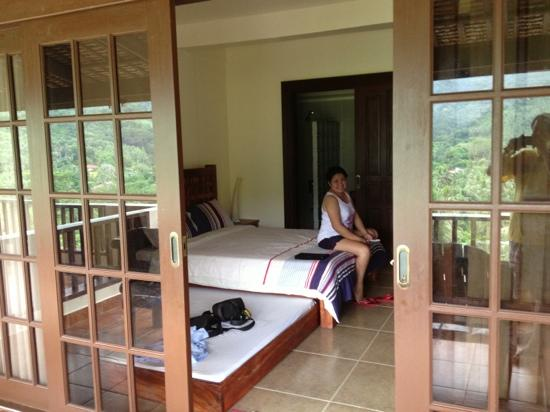 Tribal Hills Mountain Resort: our room