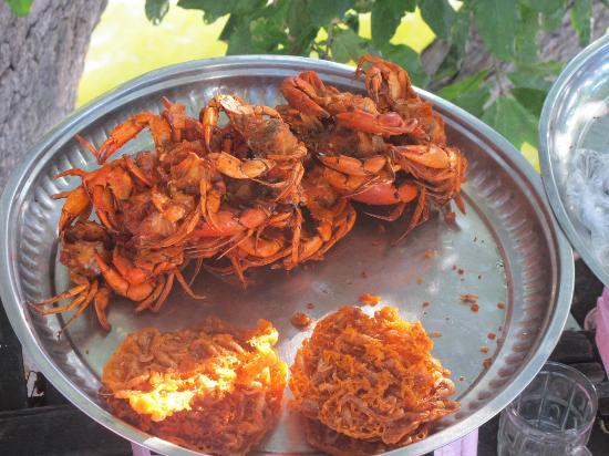 Most U Bein: River Crabs