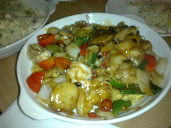 Hung Tao: Sea Food Noodles