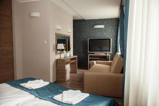 Vitta Hotel Superior Budapest: Hotel Viktoria Superior, triple room