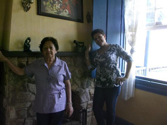 Hotel Fazenda Boa Vista: Sala de estar