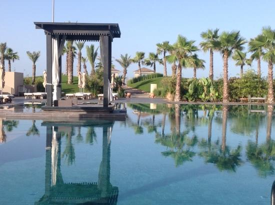 Hotel Riu Palace Tikida Agadir: The beautiful pool area