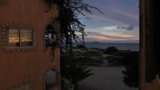 Aparthotel Ca'Nicola: View from balcony