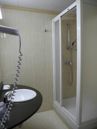 Hotel Avenida: baño normal