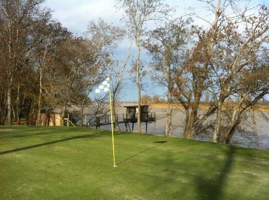 Relais de Margaux: golf de margaux