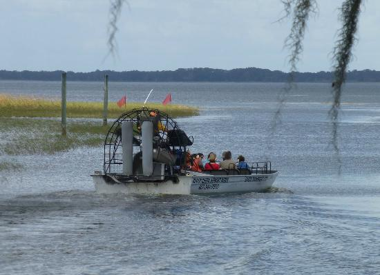 Best Airboat Tours Near Orlando