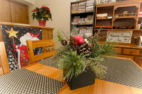Antigonish Evergreen Inn: Christmas at the Inn