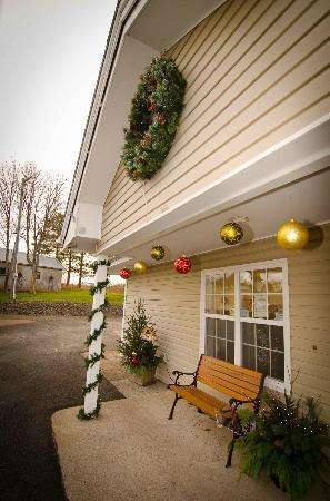 Antigonish Evergreen Inn: Christmas at the Inn