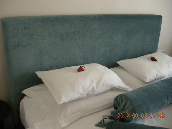 Tria Hotel Istanbul: イスタンブール トリアホテル客室内