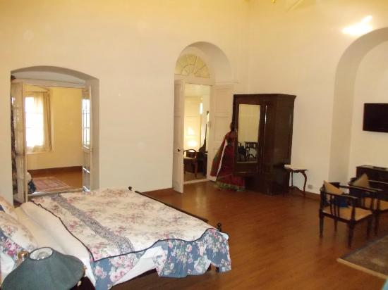 Hotel Padmini Nivas: Hall