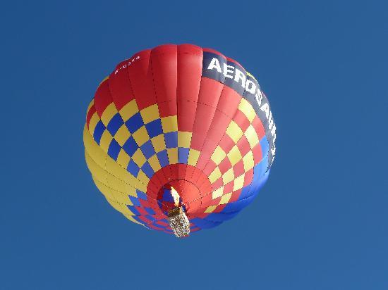 Aerosaurus Balloons - Tours