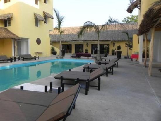 Zar Manzanillo : Pool