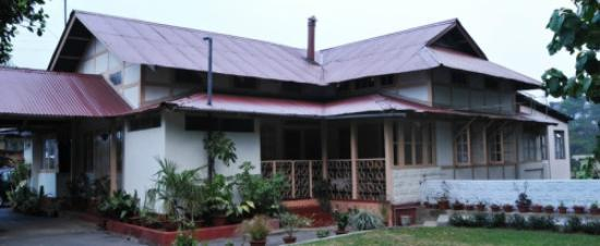 Bo-Ville Homestay: Main Building