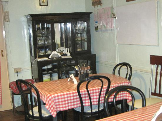 Bo-Ville Homestay: Dining Room