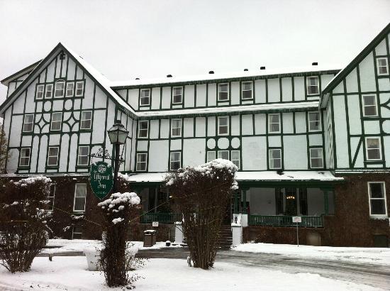 Glynmill Inn, Corner Brook, NL - Exterior