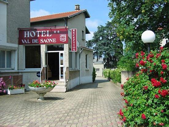Hotel du Val de Saone