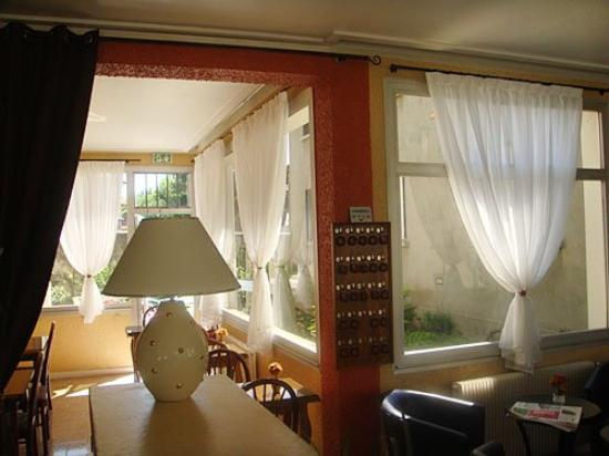 Hotel du Val de Saone : Interior