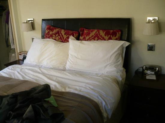 Harington's City Hotel: Bed
