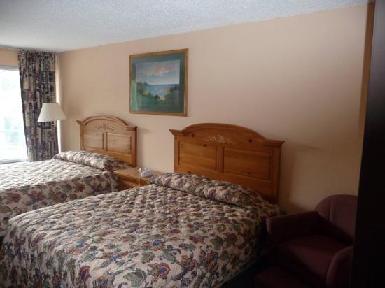 Kings Inn: Guest Room