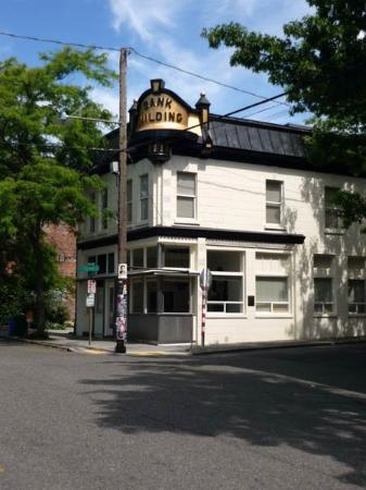 بالارد إن: Hotel Ballard Exterior Photo