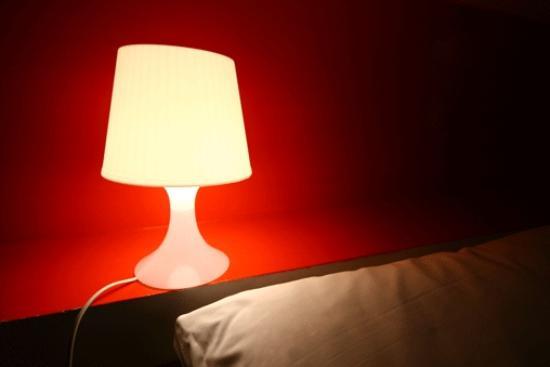 M&J Hostel: Light Details