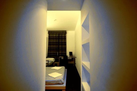 M&J Hostel: Room view