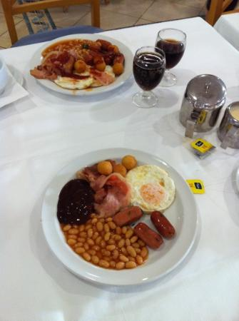 ClubHotel Riu Costa del Sol: best meal of the day