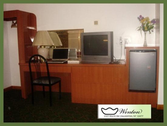 Wenton Motel: Guest Room
