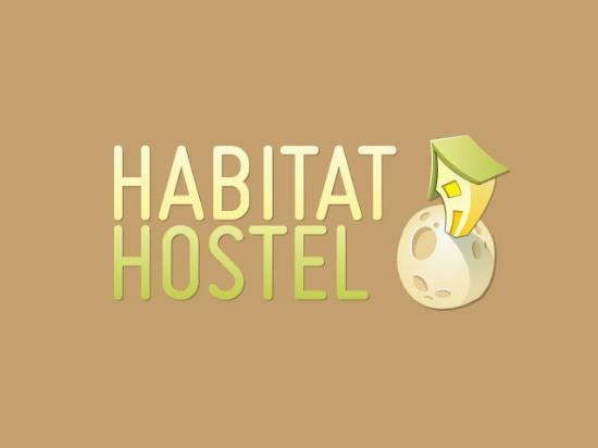 Habitat Hostel: logo