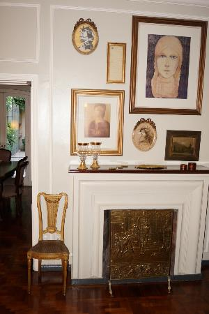 B&B Plaza Italia: Formal sitting room
