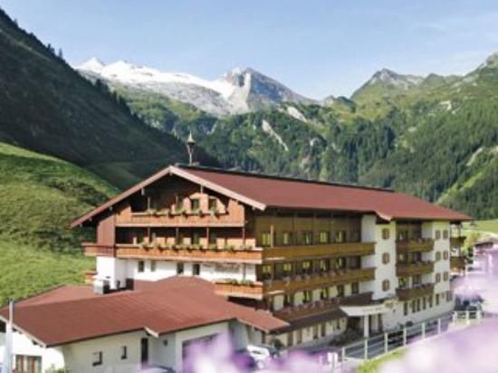 Hotel Alpenhof Hintertux: Front