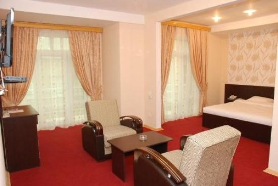 AEF Hotel: Room