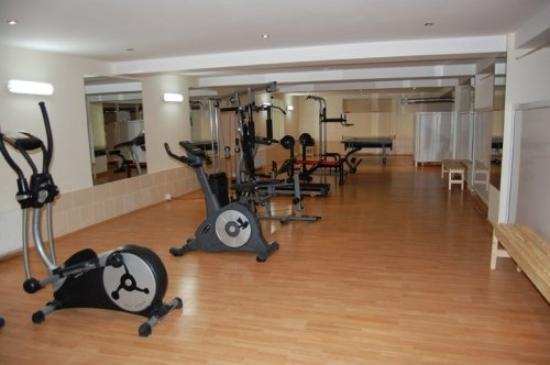 AEF Hotel: Interior