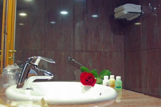 Hotel Alcazar -- Segovia : Bathroom