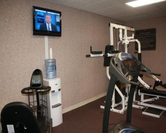 The Inn at Creedmoor: fitness
