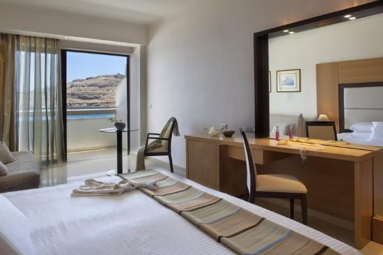 Sensimar Lindos Bay Resort & Spa: Superior Double Room