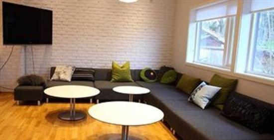 Olympiatoppen Sportshotel: Lounge