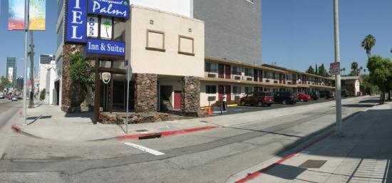 Hollywood Palms Inn & Suites: Exterior