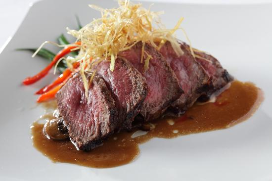 Logan Inn: Kobe Sliced Steak