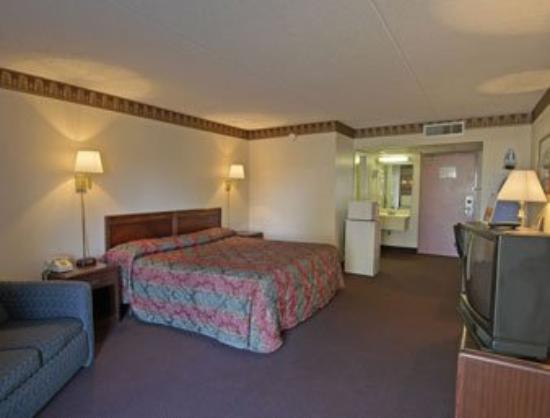 Select Inn Murfreesboro: KINGGUESTROOM