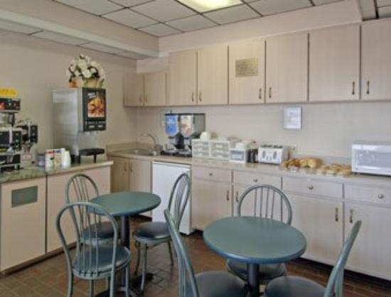 Select Inn Murfreesboro: BREAKFASTAREA