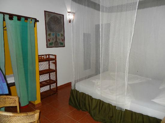 Tartaruga Hotel & Beach Restaurant: room 4