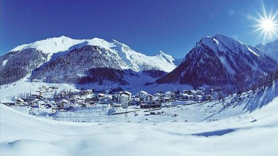 Hotel Des Alpes: Exterior