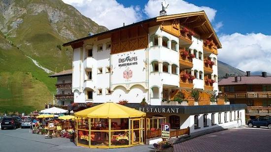 Hotel Des Alpes: Stationery