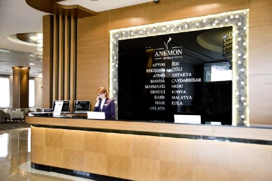 Anemon Konya: Other Hotel Services/Amenities