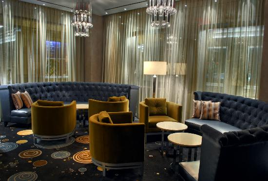 The Empire Room:  Lounge Seating
