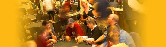 McGills Hotel and Casino : Poker Room