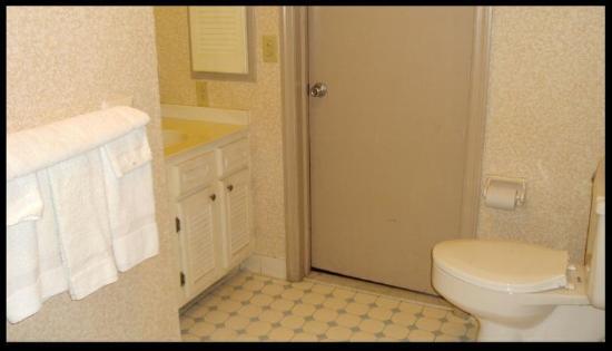 Driftwood Inn : Bathroom