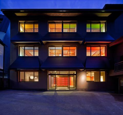 โรงแรมแอดเดรส โนซาวะ: Exterior