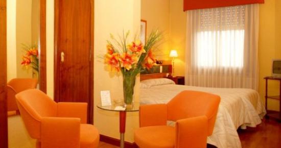 Hotel Madrid Bierzo: Room